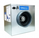 CarbonActive EC Silent Box 280m³/h 125mm 450 Pa