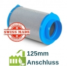 CarbonActive Granulate Filter 300m³ / 125mm Flansch