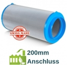 CarbonActive Granulate Filter 800m³ / 200mm Flansch