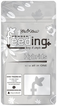 Greenhouse-Feeding Hybrids 125g