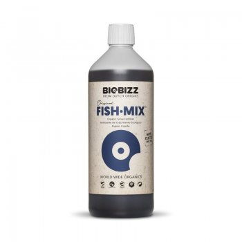 BioBizz Fish-Mix 0,25L/0,5L/1L/5L
