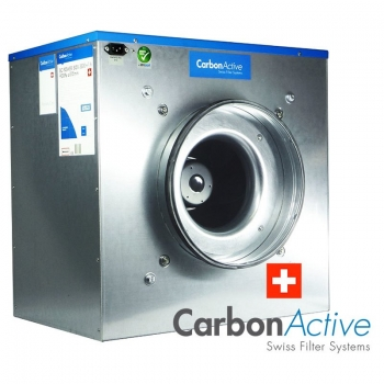 CarbonActive EC Silent Box 3500m³/h 315mm 900 Pa