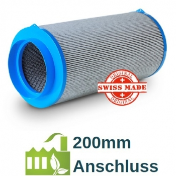 CarbonActive HomeLine 1000m³ / 200mm Flansch