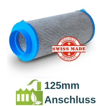 CarbonActive HomeLine 500m³ / 125mm Flansch