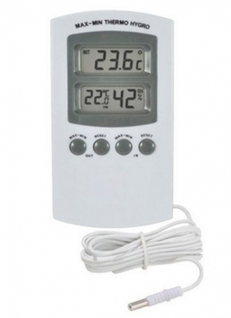 Digitales hygro-Thermometer 2P