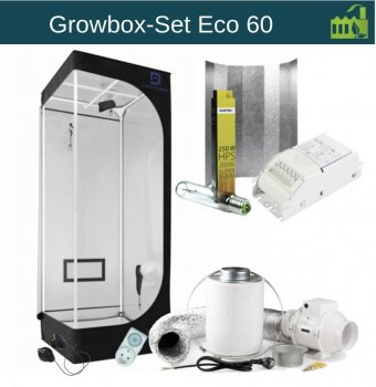 Growbox-Set Eco 60
