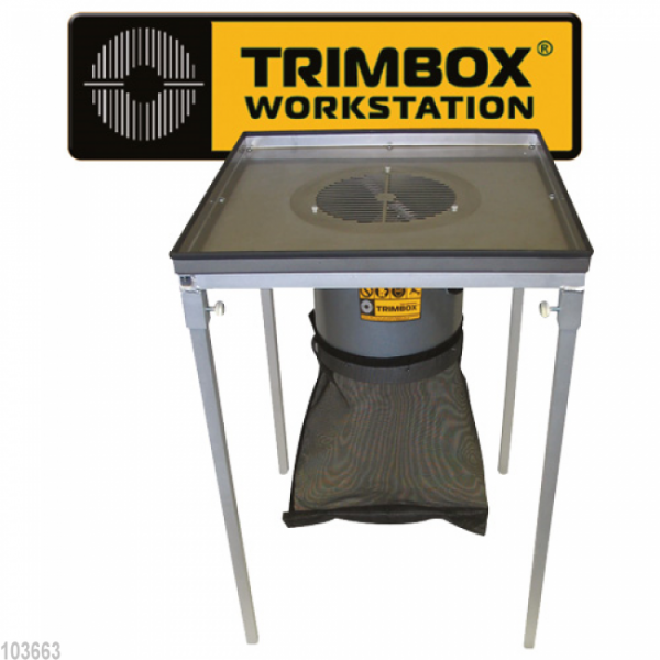 Trimbox, Erntemaschine inkl. Workstation