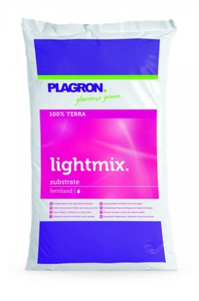 Plagron Light Mix mit Perlite 50 Liter