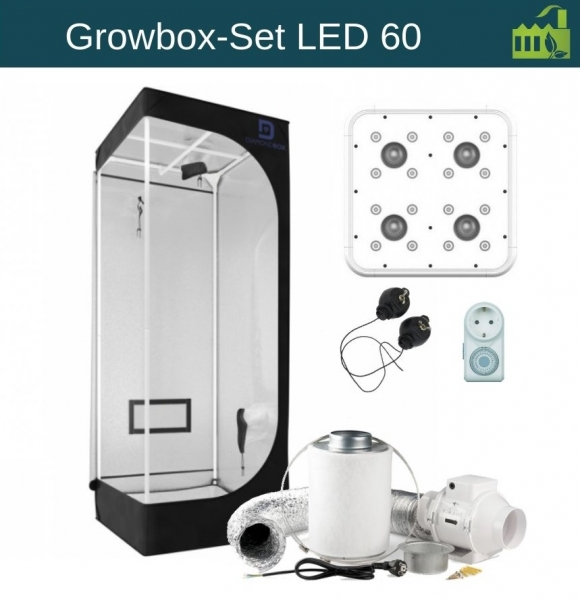 Growbox-Set LED 60